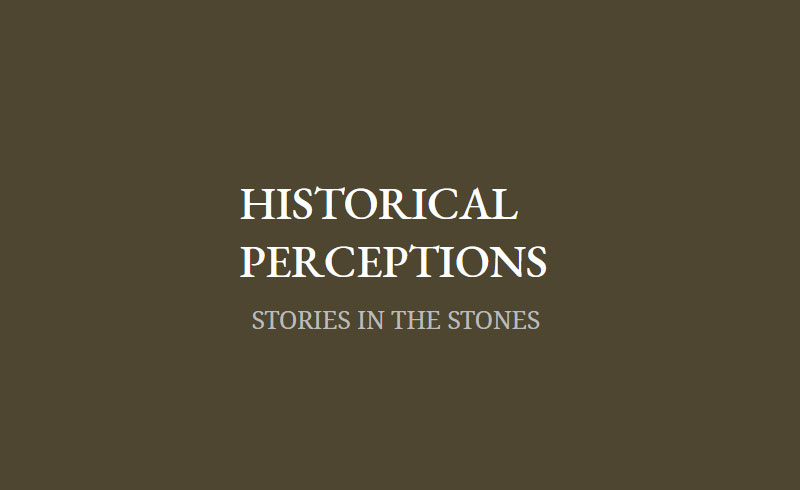 Historical Perceptions - Hamilton Cemetery Tours by Robin McKee