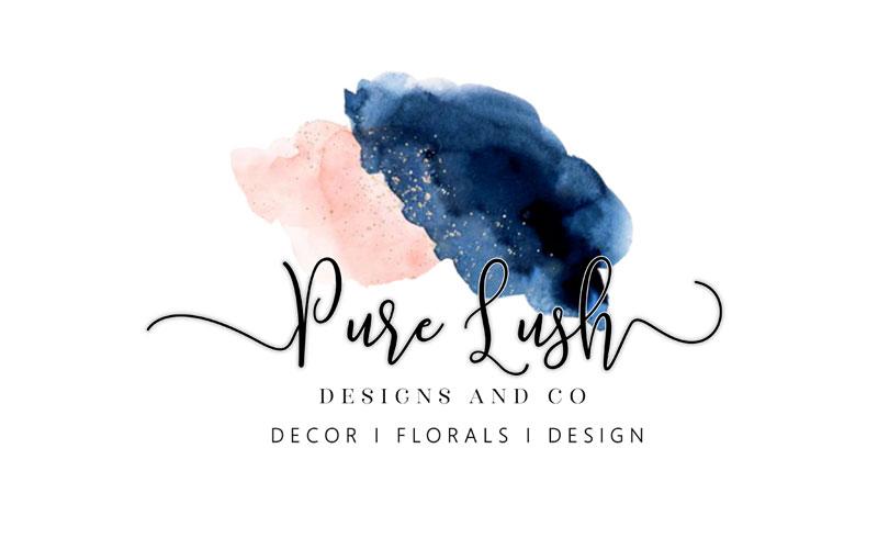 Pure Lush Designs Wedding Services