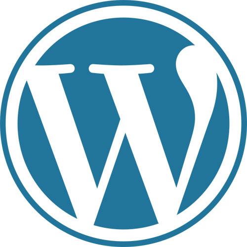 WordPress Logo - Specialty Website Platform